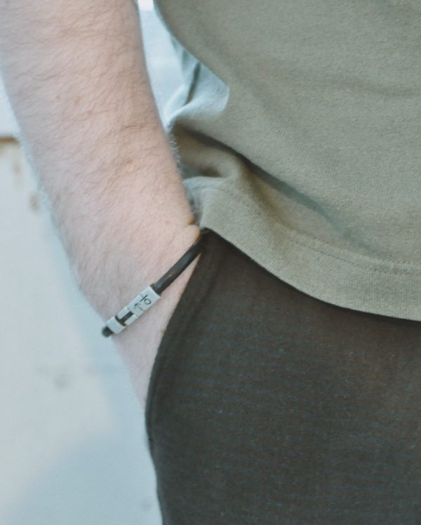 Браслет «New Anchor bracelet matte»