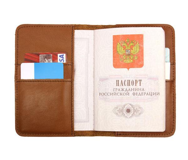 Обложка для паспорта Toronto