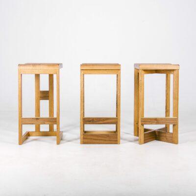 Полубарные стулья Construction #1, #2, #3