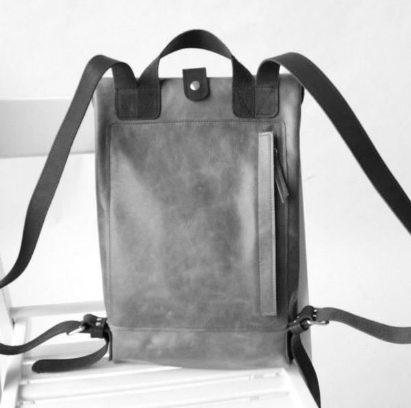 Рюкзак BananaPack mini - Мятный и беж