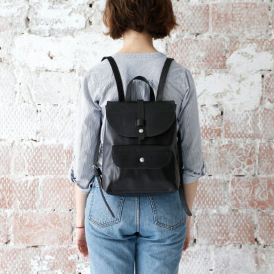 Рюкзак Backpack mini - Чёрный