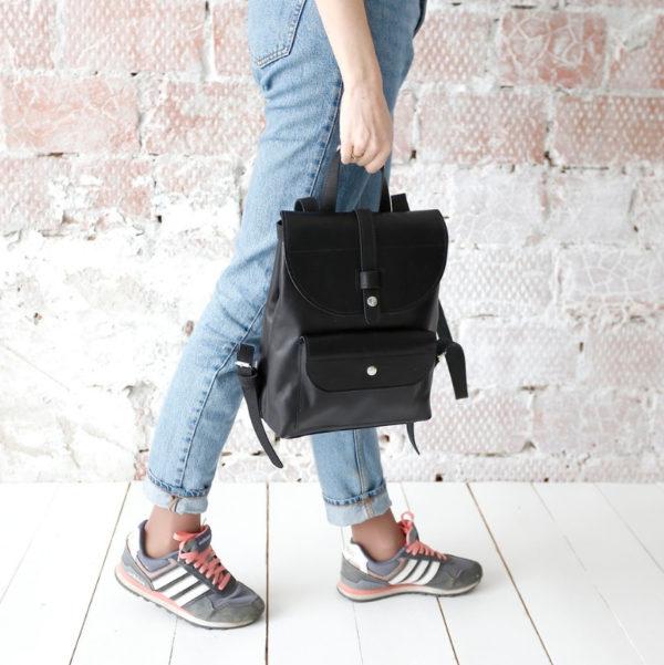 Рюкзак Backpack mini - Чёрный