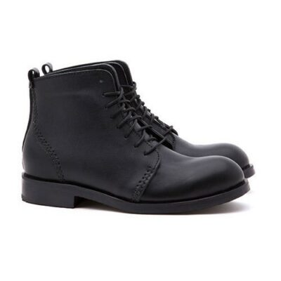 Ботинки Seam Shoes Black