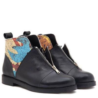 Ботинки Babochki Shoes Gloss Illustration by E.Kiselev