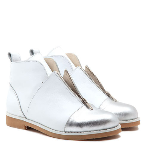 Babochki Shoes Silver Moon