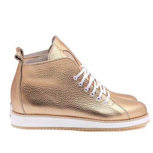Ботинки High Shoes Gold