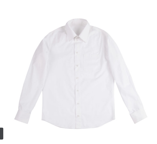 Рубашка белая унисекс Вермеер и Ван Гог
