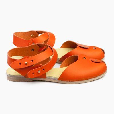 Сандалии Ursa orange