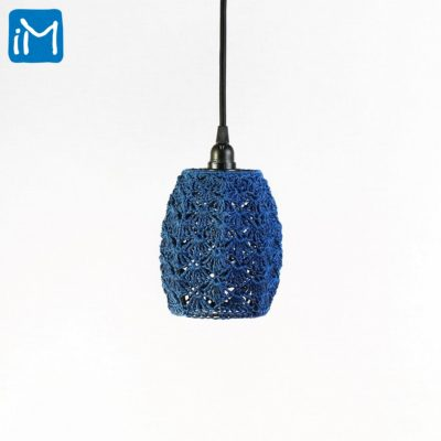 Светильник Тюльпан Маленький синий