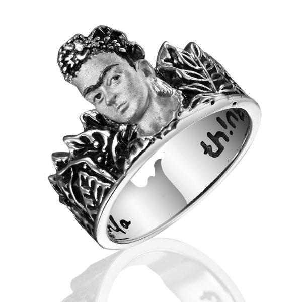 Кольцо Frida Kahlo