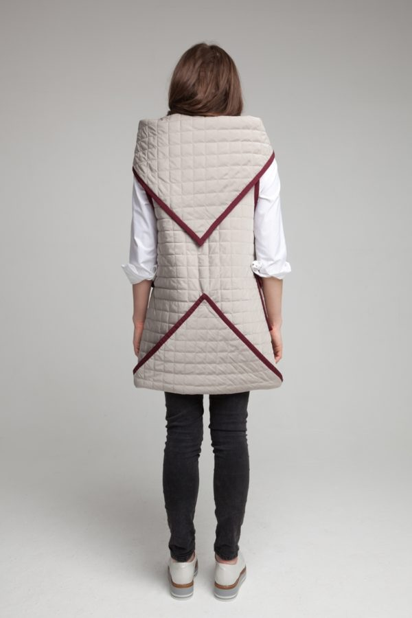 Жилет - одеяло