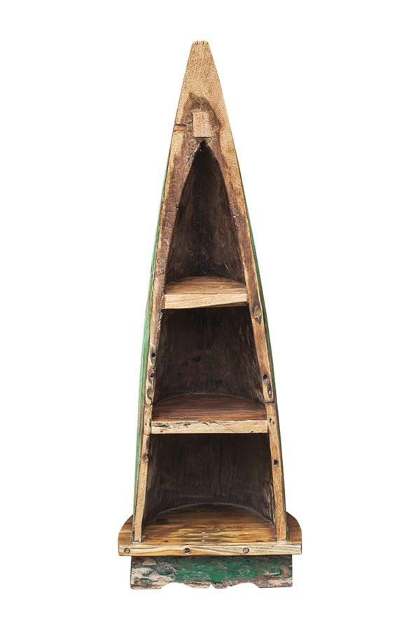 Стеллаж из лодки малый Дега