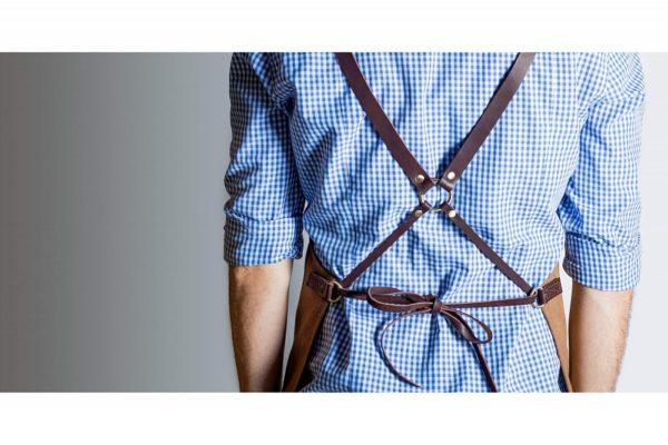Фартук Бэр с карманами