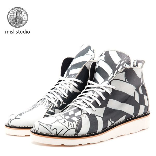 Ботинки High Shoes Dange