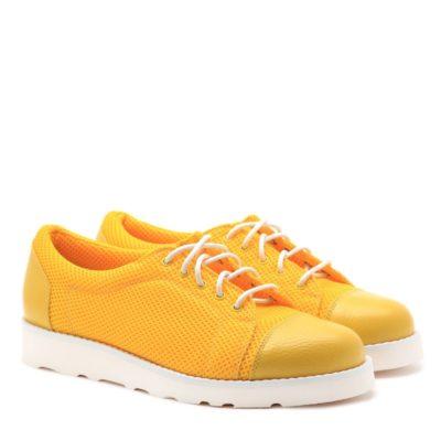 Ультралегкие туфли C-1 Air Yellow