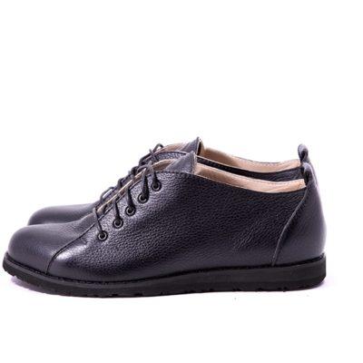 Туфли Low Shoes Shagreen