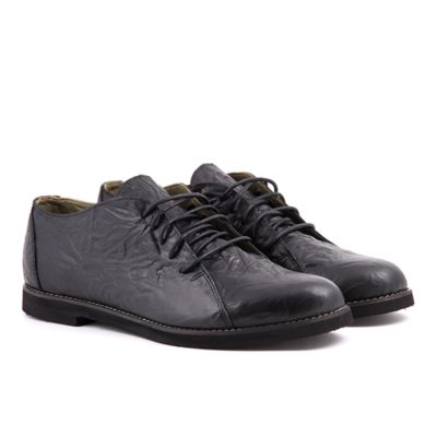 Туфли Low Shoes Crumpled Leather