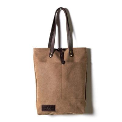 Сумка-шоппер Сенна коричневая