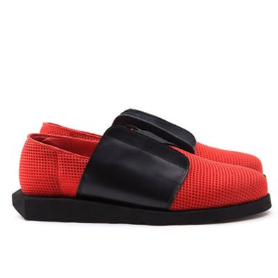 Туфли Slip-on Fly Deadpool