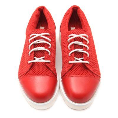 Ультралегкие туфли C-1 Air Red