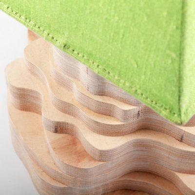 Оригинальный светильник Stratum Green-White