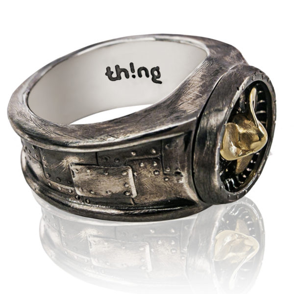 Мужское кольцо Submarine
