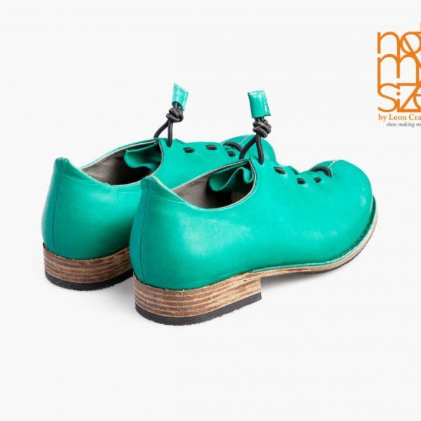Ботинки MaxSharov Green