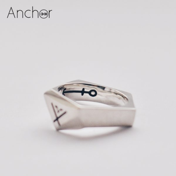 Кольцо Inkubator polished