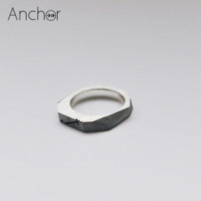 Полигональное кольцо cropped version
