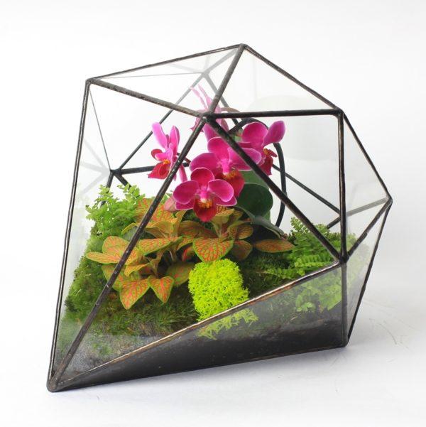 """Флорариум """"Летний сад"""""""