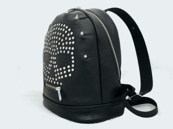 Кожаный рюкзак SCULL