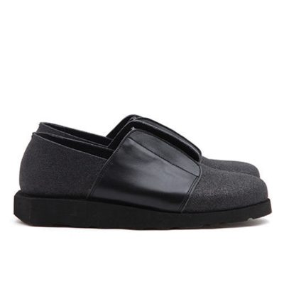 Туфли Slip-on Fly Black Matt