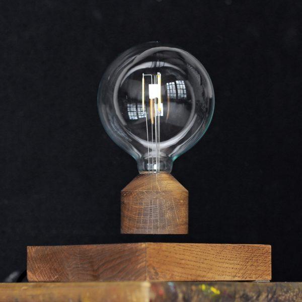 Левитирующий светильник Lesvet Classic темный
