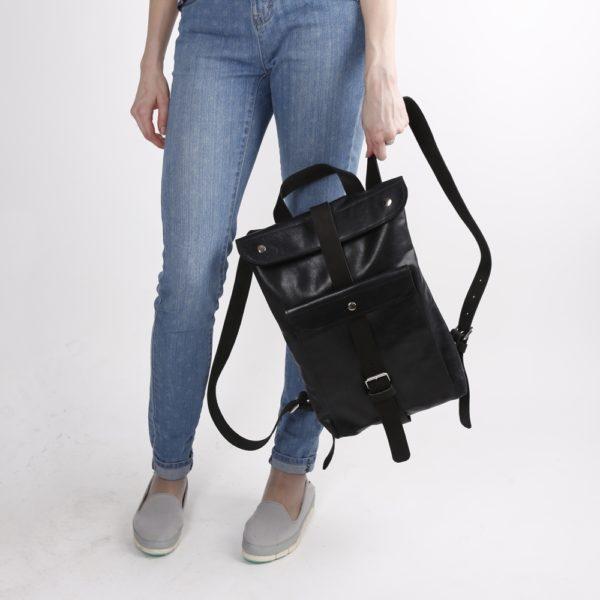 Рюкзак BananaPack mini - Черный