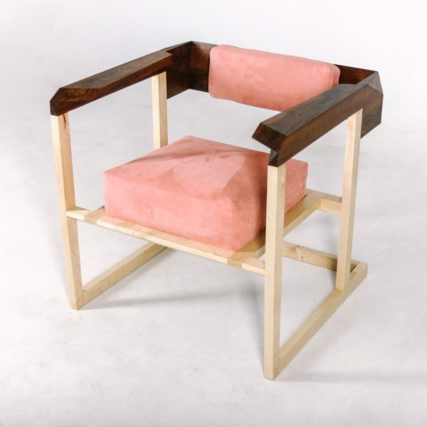 Кресло Pink Creamson