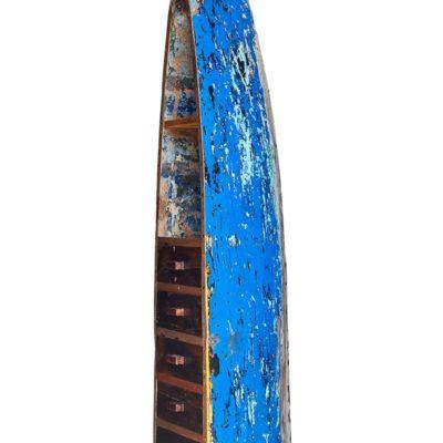 Стеллаж-комод из лодки Поллок