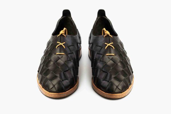 Туфли Wicker eva черные