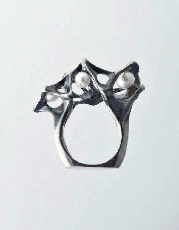 Глянцевое кольцо
