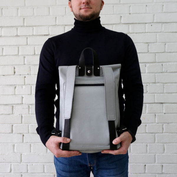 Рюкзак BananaPack - Серый
