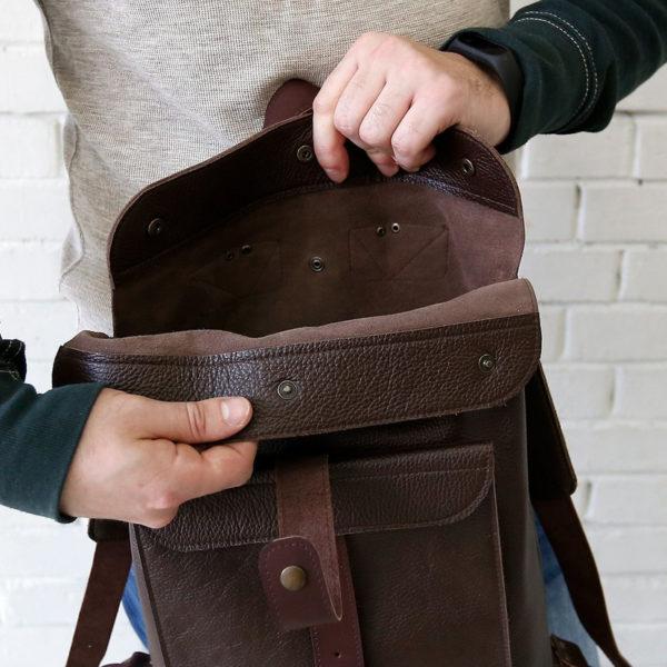 Рюкзак BananaPack - Шоколадное зерно