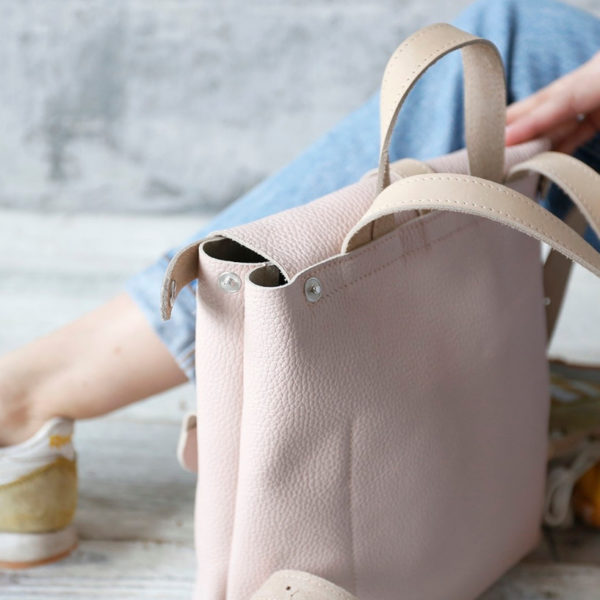 Рюкзак Backpack mini - Зефир