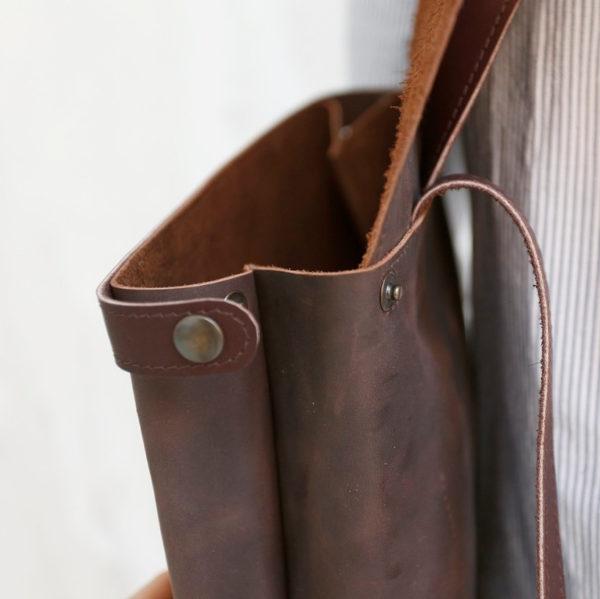 Рюкзак Backpack mini - Шоколадный воск