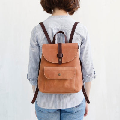 Рюкзак Backpack mini - Песочный воск