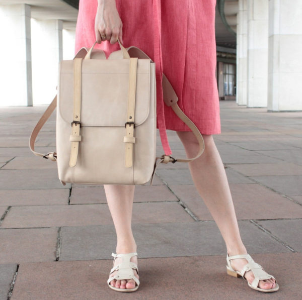 Рюкзак Classic - Слоновая кость