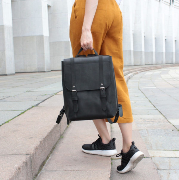Рюкзак Classic - Чёрный краст
