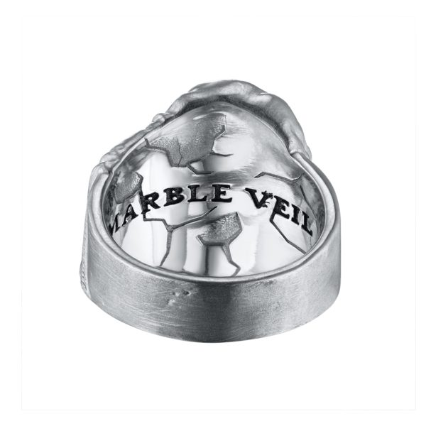 Кольцо MARBLE VEIL