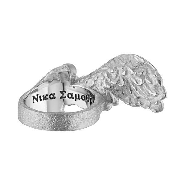 Кольцо на два пальца NIKA