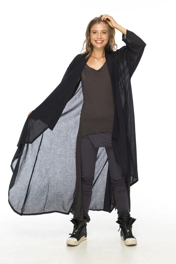Кимоно с прямым рукавом