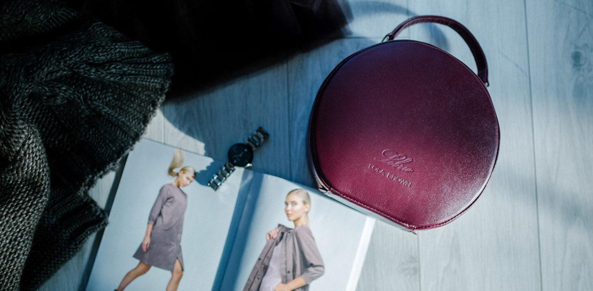 Классика и женственность - прекрасное сочетание в сумочках от Lola Brown