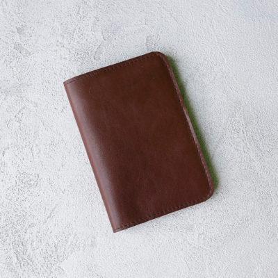 Обложка для паспортов Passport Cover - Шоколад